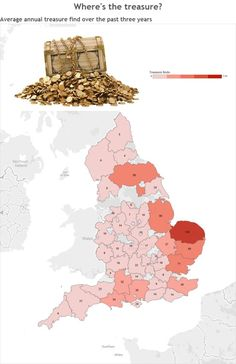 Which Site Should You Go to Hunt for Lost Treasure in England? Essex Police, Treasure Maps, Treasure Hunting, St Peter's Church, Country Treasures, Places In England, Land Use, Yorkshire Dales, Christian Church