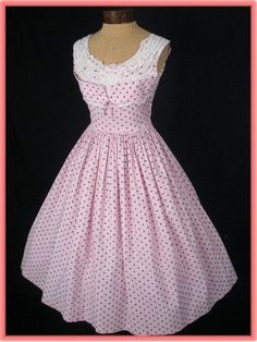 1000 images about vestidos vintage a os 50 on pinterest 1950s