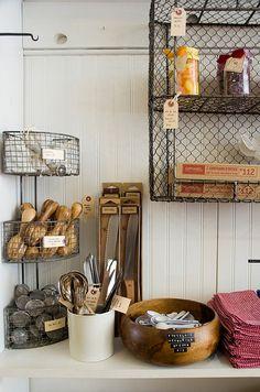 Brook Farm General Store by decor8, via Flickr