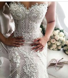 Embellished designer wedding dresses don't have to be out of your price range. We make custom #weddingdresses for brides that are affordable. You can also ask for #replicaweddingdresses that look the same a small a couture design but cost way less. Contact us at www.dariuscordell.com/