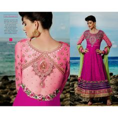 Royal Queen Designer Salwar Kameez at $130 with free shipping offer.