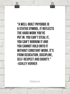 Bits of Truth. all quotes - Workout Ashley Horner, Fitness Tips, Health Fitness, Youtube Instagram, Cute Gym Outfits, Advocare, All Quotes, Just Do It, Self Help