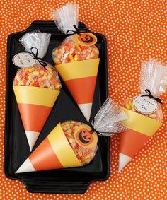 Candy Corn Treatbag Kit
