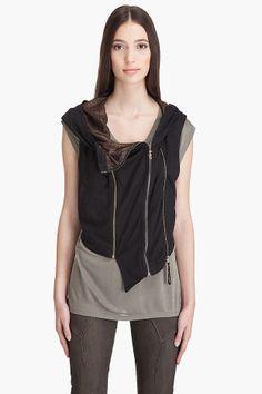 metallic vest yes yes yes