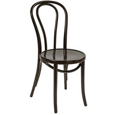 An Original No. 18 Bentwood chair, made in Poland since 1881. Since the 19th century, this simple and elegant piece of furniture has enriched the look and feel of living rooms, dining rooms and cafes all over the world. Made from European Beech timber, available in black, blue, green, red, white or yellow.
