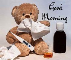 teddy-bear-fall-sick