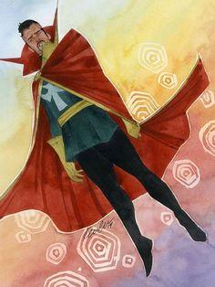 Doctor Strange by Kevin Wada