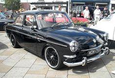 VW Notchback....