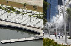Marina Bay Waterfront Promenade, Singapore