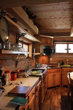 I'm looking forward to enjoying a unique kitchen in our cabin. It will be awesome to finally enjoy the chance to build custom storage space,...