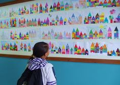 Art Room - Paul Klee inspiration