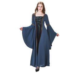 Cosplaydiy+custom+made+medieval/renaissance+dresses++adult's+clothes