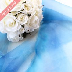 Light and airy hand-