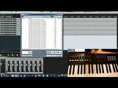 Midi Keyboard Workstation : 7 best reaper images music production digital audio workstation music ~ Vivirlamusica.com Haus und Dekorationen