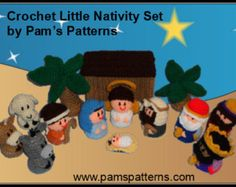 PDF Christmas Choir Mice-Crochet Patterns crochet door pamspatterns