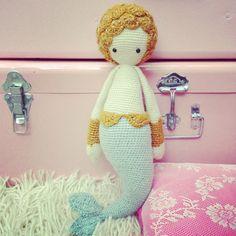 sirena crochet