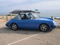 Porsche 2.7 Targa 76