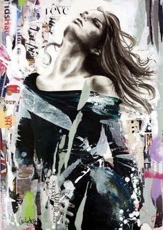Cécile Desserle : artiste peintre - Galerie Art PARIS - Place des Vosges - Galerie Art CANNES - Galerie Neel - Fine ART Gallery