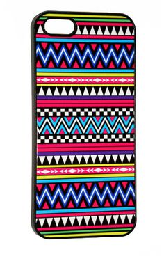 iPhone 5 Bright Colorful Native American Tribal Aztec. $14.99