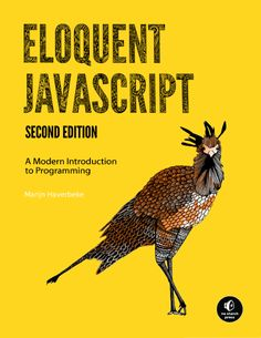 Elequent JavaSript: A Modern Introduction to programming by Marijn Haverbeke. Next level JS mastery.