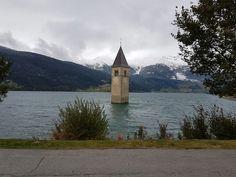Reschensee, Italien Tours, Biking, Hiking, Italy