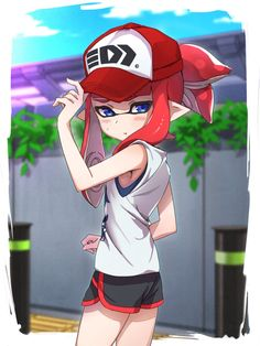 Splatoon 2 Game, Nintendo Splatoon, Splatoon Comics, Splatoon Squid Sisters, Fanart, Human Art, Epic Games, Anime Art Girl, Game Art