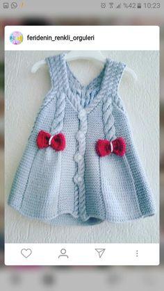 Eco Clothing, Zara Baby, Bracelet Crafts, Knitting Videos, Crochet Yarn, Baby Knitting, Baby Dress, Lana, Doll Clothes