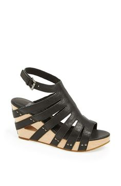 Eileen Fisher 'Lotus' Cutout Wedge Sandal | Nordstrom