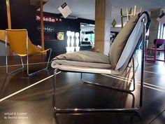 DUMMY Chair & APELLE by Beatriz Sempere   produced by   NotteBrava http://www.nottebrava.it/   & MIDJ http://www.midj.it/