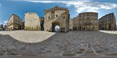 Bordeaux, la porte Cailhau - France © Pascal Moulin