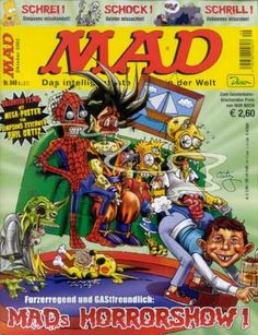MAD #49 - Mads Horrorshow!