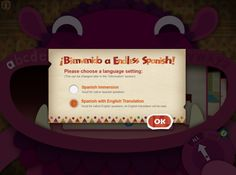 Endless Spanish is a fun app that helps young students learn Spanish.