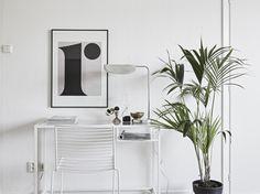 Les petites surfaces du jour : en noir et blanc