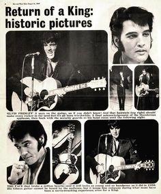 Image result for elvis presley faces 1969