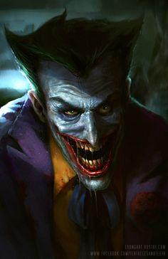 The Joker by Richard Luong *