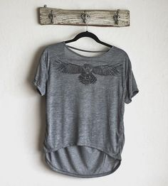 Spotted Owl Scoopback T-Shirt by nothing-obvious on Scoutmob Shoppe