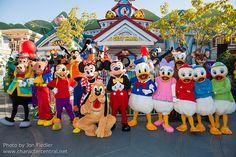 DDE May 2013 - Disneyland Closing Event