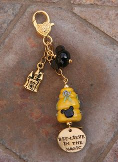 Beelieve in the Magic Disney Inspired Mickey Minnie by chuckhljal, $45.00