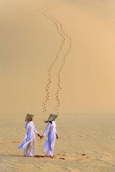 Sand Dunes - Mue Ne, Vietnam