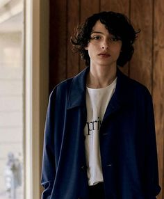 What an incredible actor and hella badass.  #StrangerThings #bamf #mikewheeler #bamf #finnwolfhard