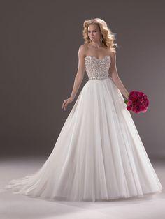 Esme: Maggie Sottero Wedding Dresses from Poppy Bridal