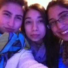 Amigas y yo :3