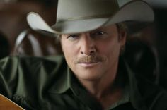Alan Jackson -  very handsome!