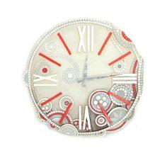 cartapietra - orologio  tondo - 44844 ro
