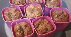 Gateaux chocolat/poire au Varoma, une recette de la catégorie Desserts & Confiseries. Plus de recette Thermomix® www.espace-recettes.fr