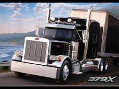 Phantom 309 - Yup, I'm a trucker's daughter- grew up listening to this