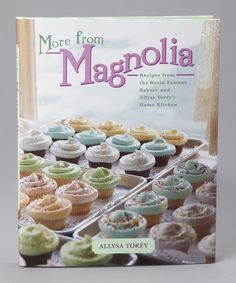 Take a look at this More from Magnolia Hardcover by Christmas Cupcakes Collection on #zulily today!