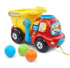 Truck Dump Vtech Drop Kids Toy Fun Free Shipping New Learning Music Colors  | eBay