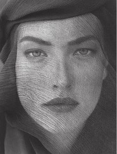 Photographie d'Herb Ritts