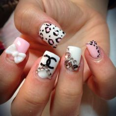 Leopard Chanel & bows